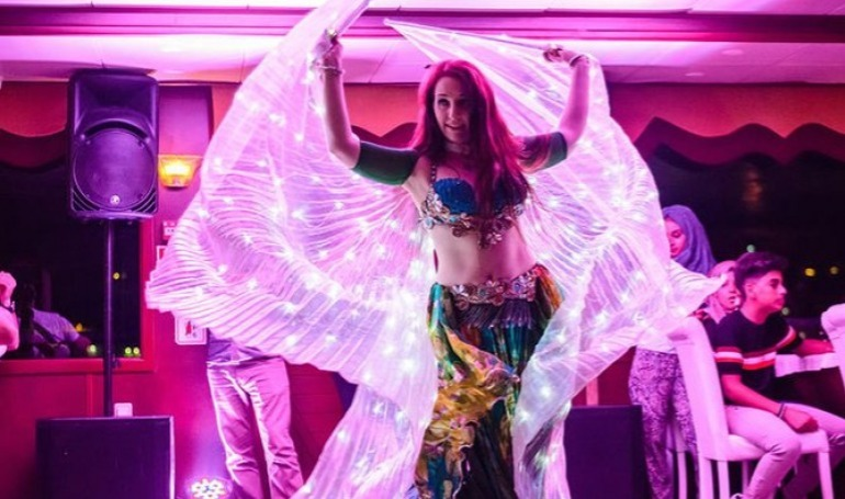 Turkish Night - Dinner & Belly Dance Cruise - With Alcohol Menu